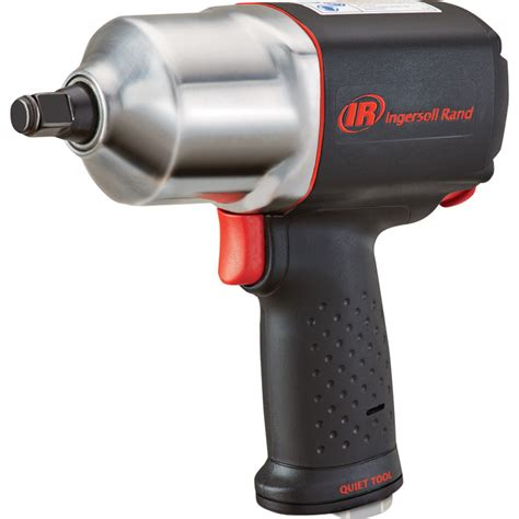 Air Impact 1 2in Tekiro free shipping ingersoll rand air impact wrench 1 2in drive 5 8 cfm 1 100 ft lbs