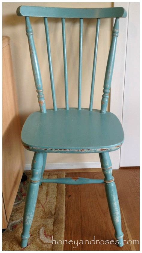 painted furniture how to repaint a kitchen chair with