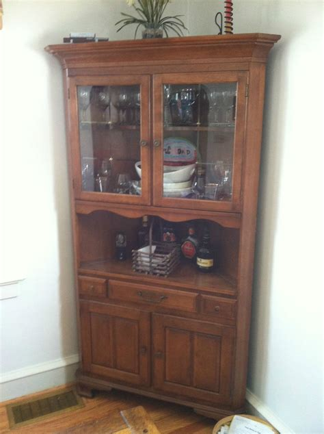 corner china cabinet ashley furniture dining nice hooker furniture room kut narrow bathroom