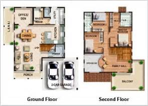 Free Small House Floor Plans Philippines Philippines Bungalow S And Floor Plans Small House Plans