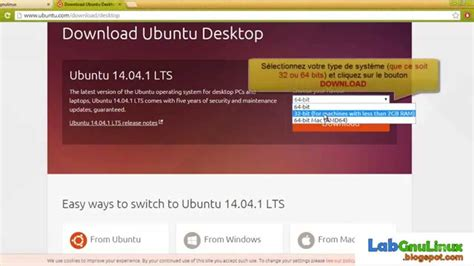 download mp3 from youtube ubuntu 14 04 creer usb bootable ubuntu 14 04 labgnulinux youtube