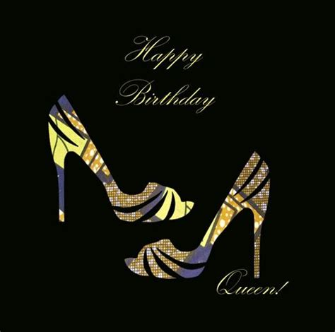 Shoe Year Wishes by Happy Birthday American Cards