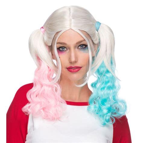 Costume Wig harley quinn costume wig