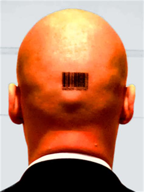 barcode tattoo on head barcode tattoos by scott blake