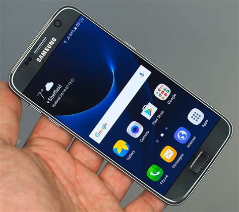 samsung galaxy s7 smartphone review