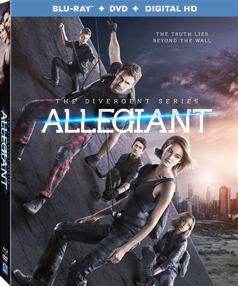 blu ray film the divergent series allegiant dvd release date july 12 2016