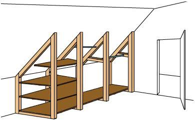 bauanleitung schrank dachschräge bauanleitung f 252 r einen ger 228 umigen dachschr 228 genschrank