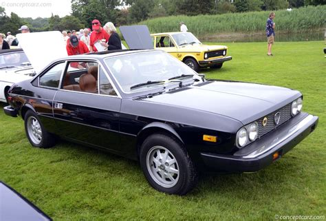 Lancia Coupe Lancia Beta Vehicle Information By Bodystyle
