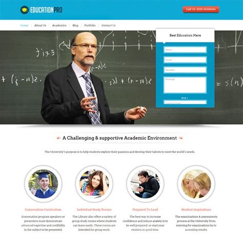 themes on education 20 best education wordpress themes templates 2018
