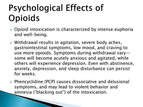 Detox Emotional Effects by Ppt Substance Abuse Mental Illness Powerpoint