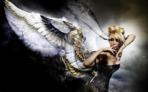 hd blonde angel wallpaper