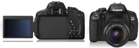 Kamera Dslr Canon Touchscreen rekomendasi kamera dslr layar sentuh kameraaksi