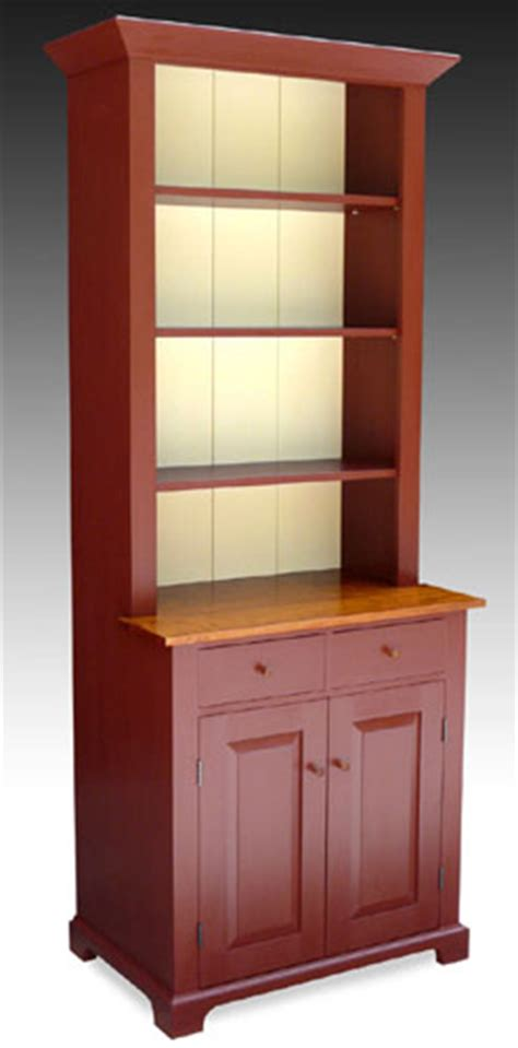 Kitchen Furniture Hutch Shaker Furniture To Fit Kitchen Hutch