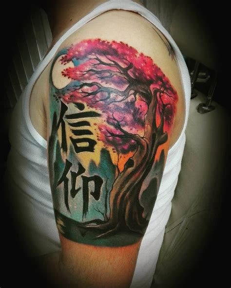 chinese tree tattoo tree www imgkid the image kid has it