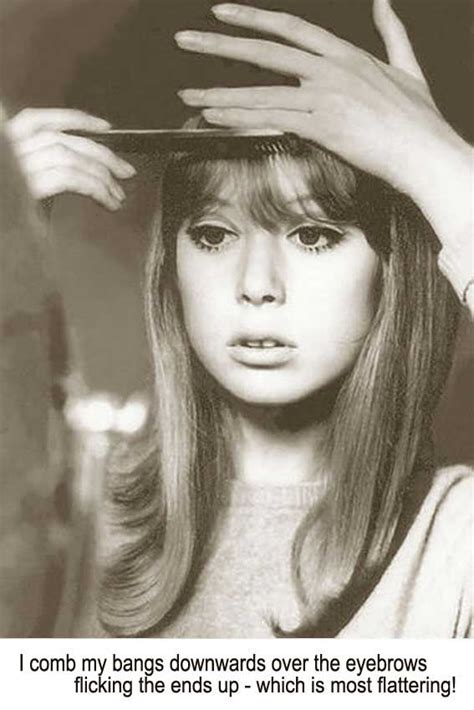 1960s models with hair 1960s long hairstyle tips by sixties model pattie boyd
