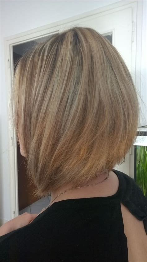 hair style for a nine ye carre plongeant long et m 232 ches blondes hairs pinterest