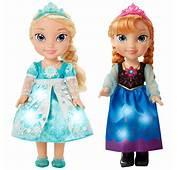 Mu&241ecas Anna Y Elsa Vestido Magico En Espa&241ol  MiMoninocom