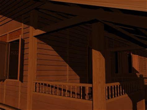 Idp Hitam hitam putih rumah tradisional selangor