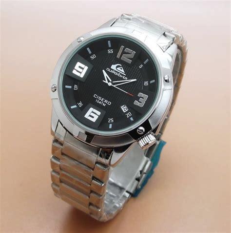 Jam Tangan Quicksilver Qs001 jual jam tangan quicksilver cisero silver silver jam tangan murmer