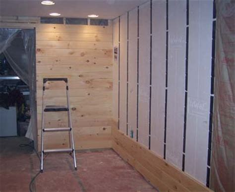 alternative to drywall in basement where to buy insofast insofast continuous insulation