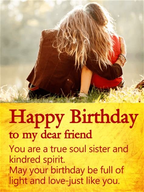 his true and unveiled a personal search and perspective books you are a true soul happy birthday wishes card