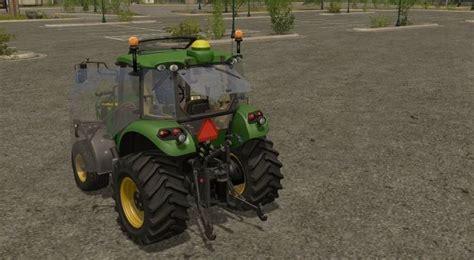 Deer Ls by Deere Serie 5m V 2 5 Fs17 Farming Simulator