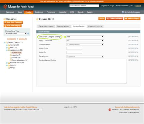 magento layout xml set variable getting familiar with magento callout blocks
