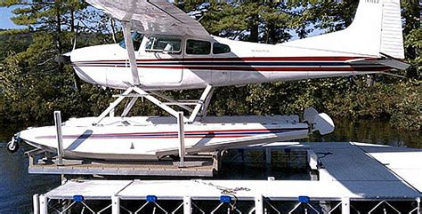 pontoon plane for sale float plane hewitt