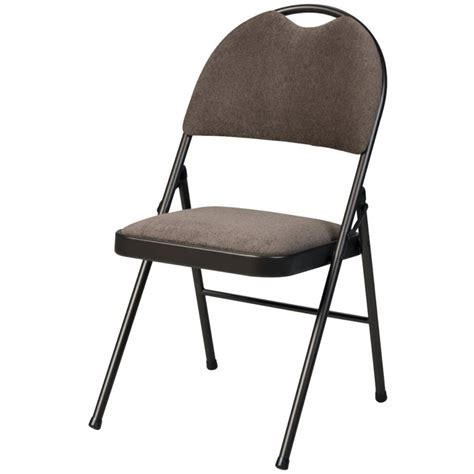 Meco Folding Chairs by Meco Brown Hi Back Folding Chair By Meco At Mills Fleet Farm