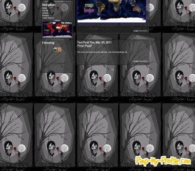 tumblr themes free emo emo tumblr themes pimp my profile com