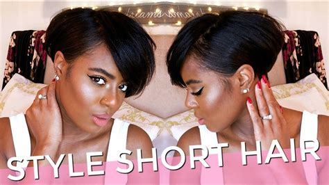 growing out your pixie cut black hair growing out a pixie cut hair growth current styling