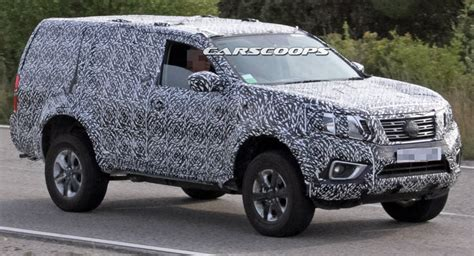 nissans suv nissan s all new suv surfaced on the