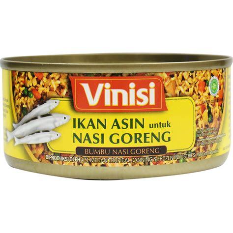 Minyak Ikan Untuk Nasi Goreng vinisi ikan asin untuk nasi goreng sukanda djaya