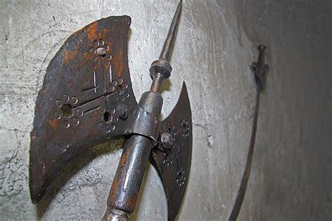 arme medievale fier tinca fier forjat
