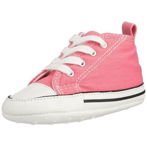Converse Pink Prewalker Shoes converse crib shoes soft bottoms infants pink