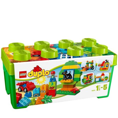 Lego Duplo Creative Box lego duplo creative play all in one box of 10572