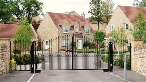 high quality automated electric gates vale automation ltd