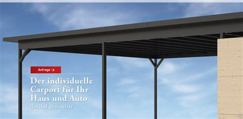 carport individuell design carport individuell gestaltbar gartana