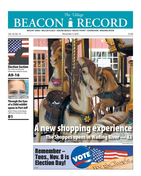 town of brookhaven section 8 the village beacon record november 3 2016 by tbr news