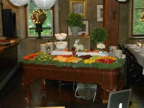 the rabbit room fresh fruit vegetable and cheese display at cocktail hour picture of the rabbit room honeoye
