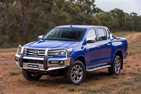 New Toyota Hilux Receives A Plethora Of Rugged Accessories
