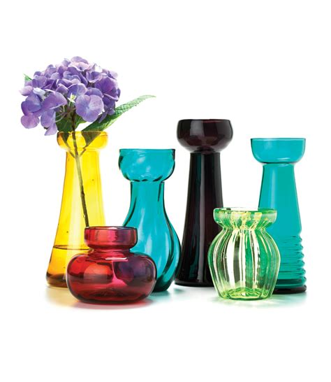 bulb vases homes and antiques
