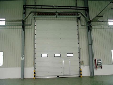 Sectional Industrial Doors by Sectional Industrial Overhead Door Made In China China