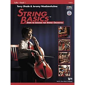 String Basics - kjos string basics book 1 for cello musician s friend