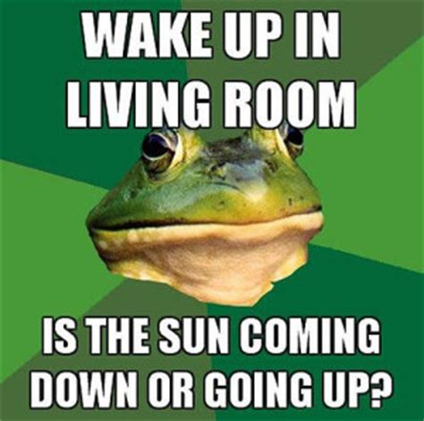 Fbf Meme - 25 foul bachelor frogs that are shamefully too relatable