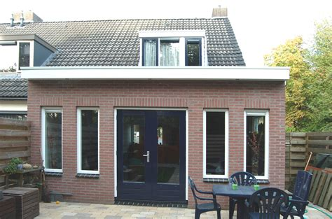 schuur uitbouwen aan en uitbouw woning garage serre erker of overkapping