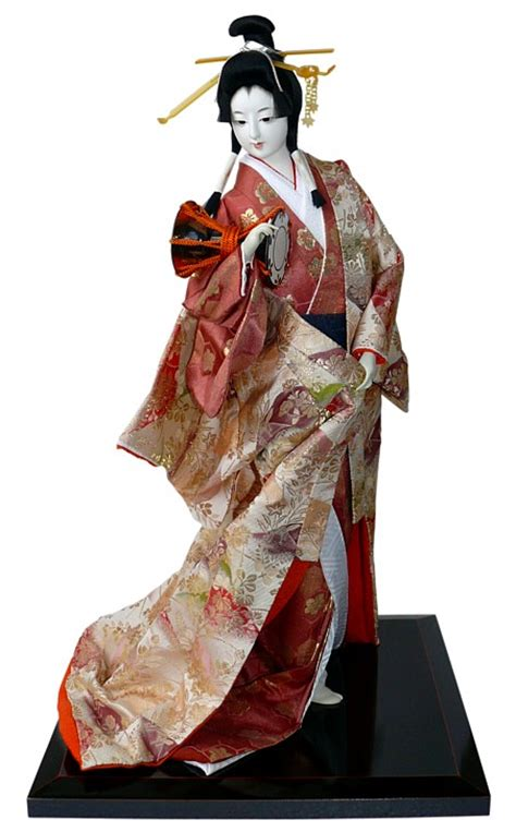 Japanese Wedding Dolls by Japanese Traditional Interior Geisha Doll Japanese Kimono