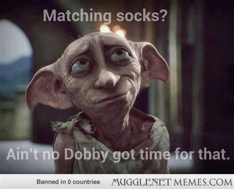 Dobby Meme - dobby sweet brown harry potter is my patronus pinterest