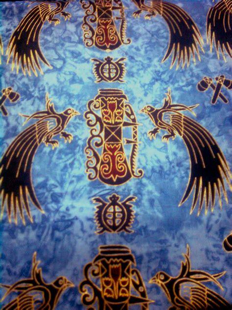 Kain Batik Prada 001 batik khas papua berbagai macam motif batik papua