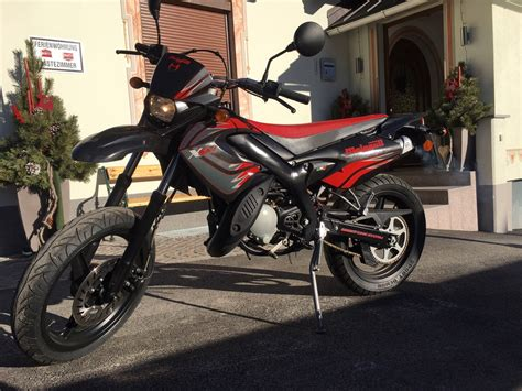 Lenkradschloss Motorrad Versicherung by Malaguti Xsm 50 Supermoto Neuwertig
